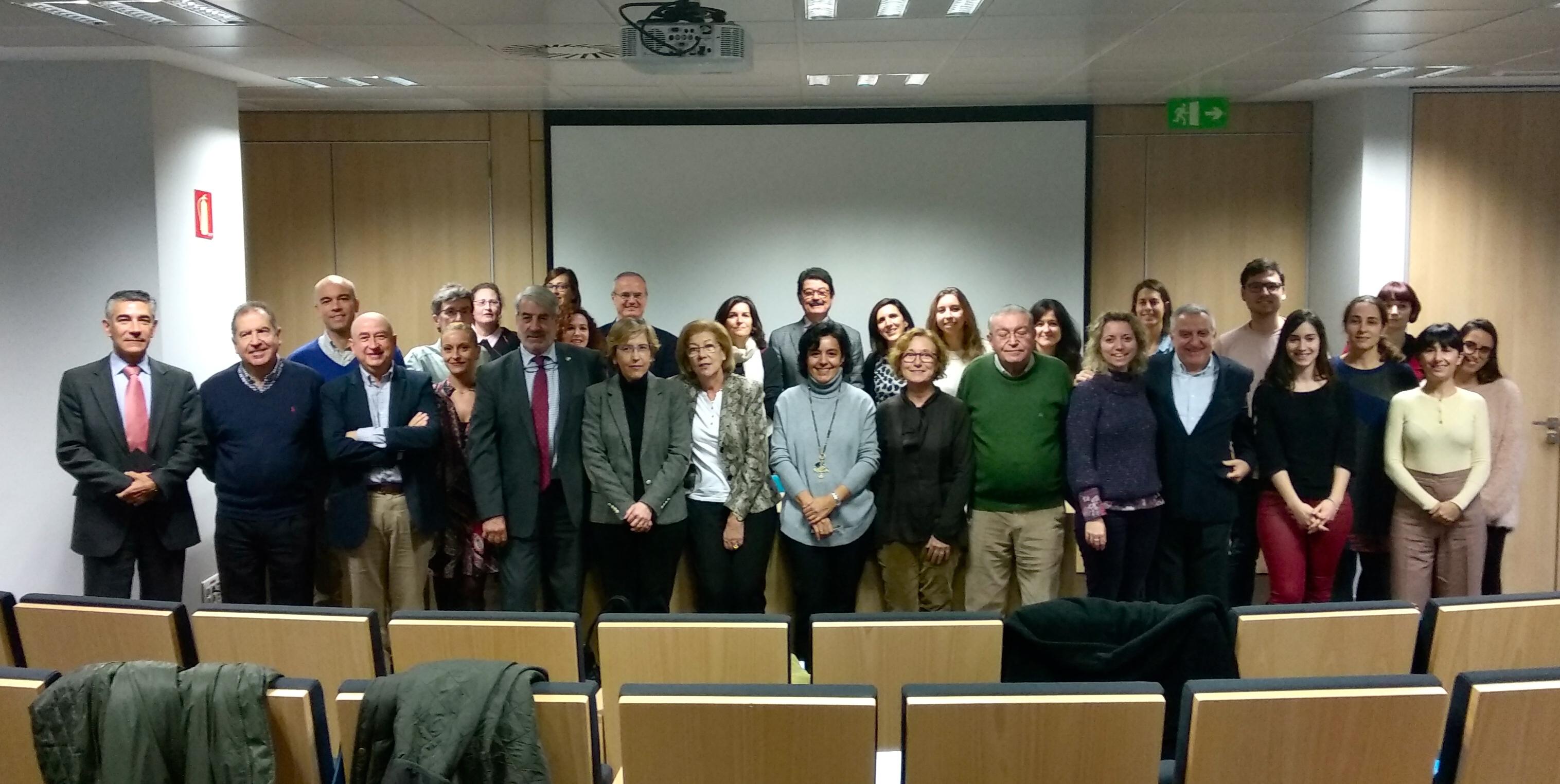 workshop anual del Grupo Español del HTLV
